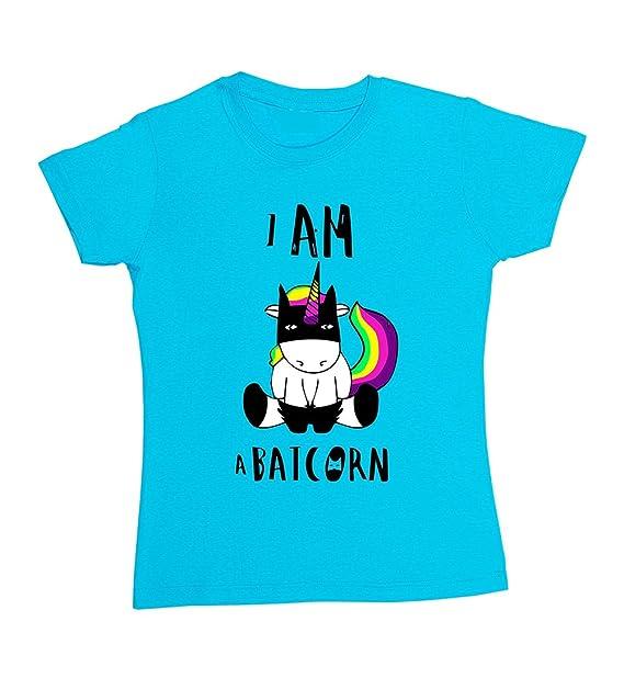 Lannister Fashion Camisetas Mujer Verano Elegante Tops Unicornio Impresión T-Shirt Manga Corta Cuello Redondo Casual Basicas Blusas Cartoon Camisas: ...