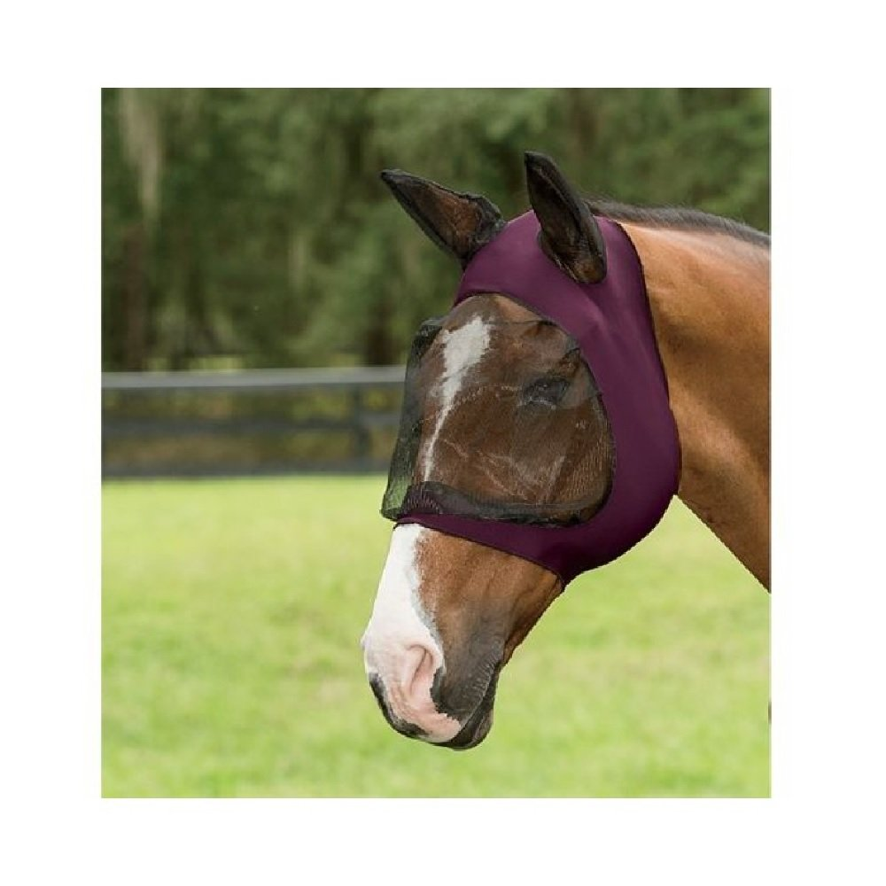 Roma Stretch Eye Saver With Ears Purple Pony