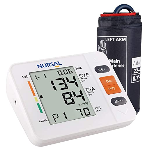 NURSAL Blood Pressure Monitor