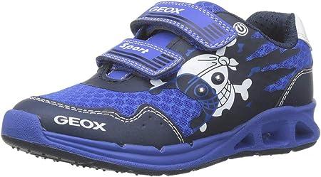 Geox J Dakin Boy B, Zapatillas para Niños