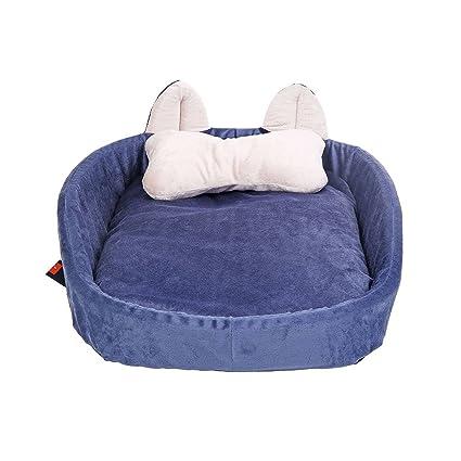 XXDP Cama para Perros Cama para Mascotas Cama para Dormir Cojín para Gatos y Perros pequeños