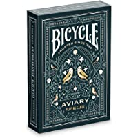 Bicycle Aviary Jugar a Las Cartas, Verde