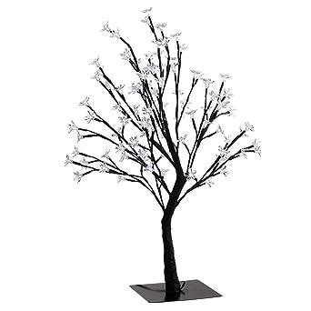 Baum äste Deko 96 led s deko baum blüten äste beleuchtung außen le steh leuchte