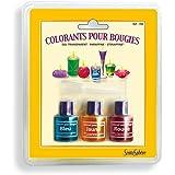 Distrifun (Sento) Loisirs créatifs - Colorant bougie