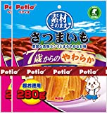 Petio Sweet Potato Soft stick type (for dogs over 7 years old) 150g x 3 sets