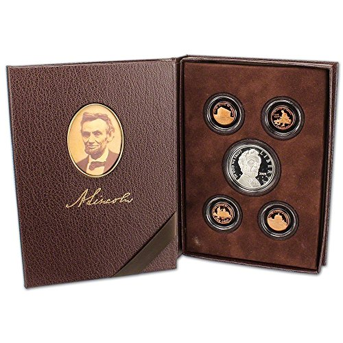2009 P Lincoln Coin & Chronicles Coin Set in Original Box Proof
