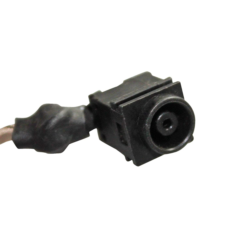 Gintai AC DC Power Jack Port Plug Cable Replacement for MSI GE62 PL62 MS-16JD MS-16J5 WS60 MS-16H3 15.6 MS-16J31 MS-16J3 Series K1G-3006023 15.6