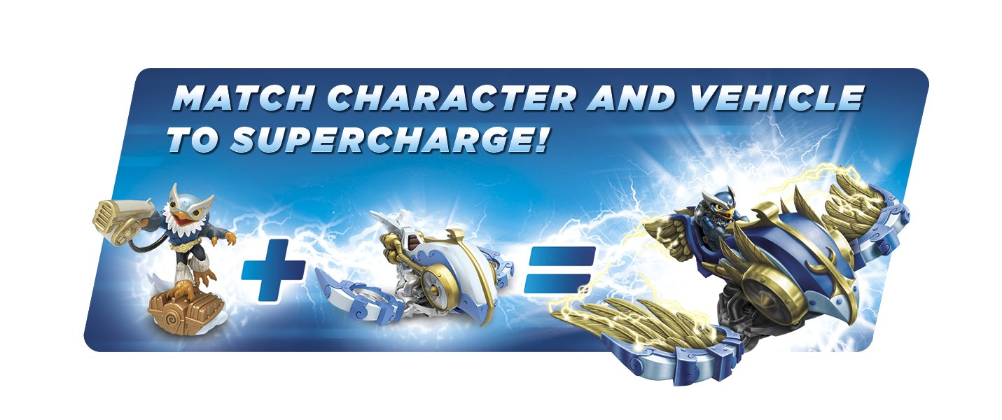 Skylanders SuperChargers: Vehicle Jet Stream Character Pack by Activision (Image #5)
