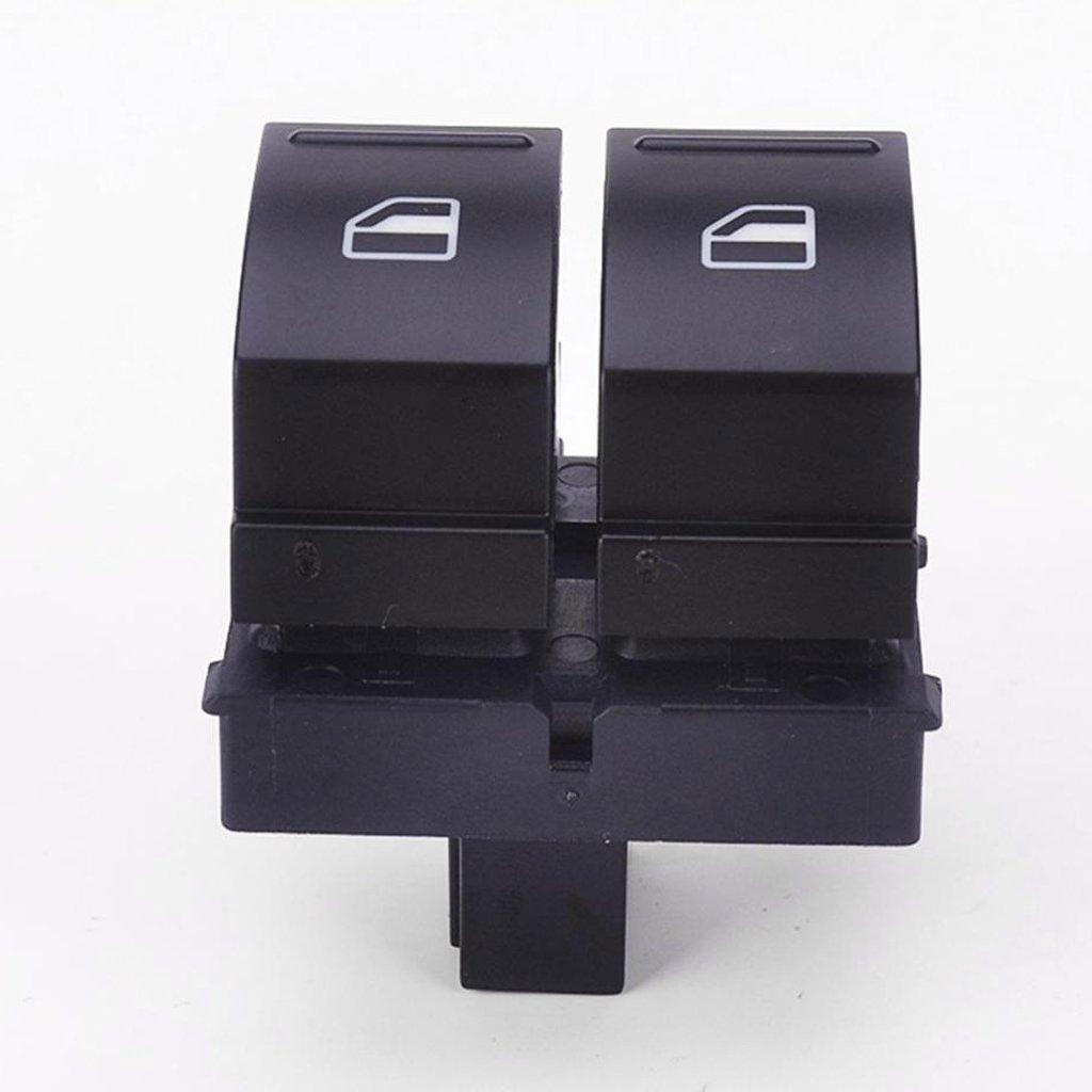 Sharplace Interruptor de Ventana de Lado Conductor para Automoviles OEM 1K3959857A