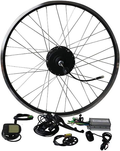 movable Kit de conversión de Motor eléctrico para Bicicleta de 36 ...