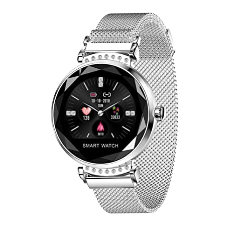WMWMY Reloj Deportivo Fashion Lady H2 Smart Watch 3D ...