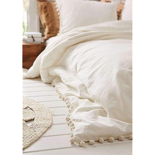 Off White Bedding: Amazon.com
