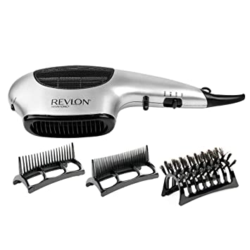 Amazon Com Revlon Perfect Heat 1875w Fast Dry Multi Styler Beauty