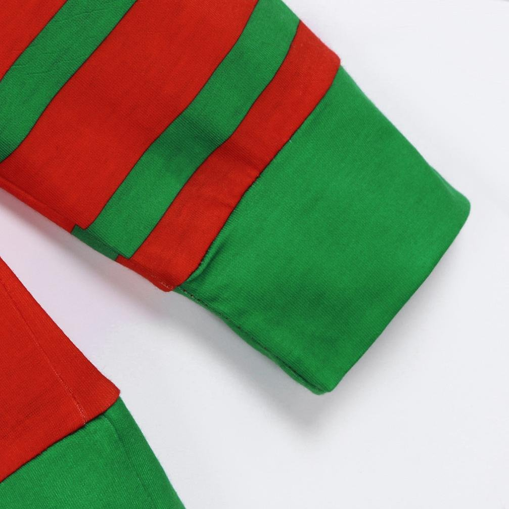 WYTong Clearance!!Twosie Novelty Naughty And Nice Print Christmas Sweatshirt Double Twin 2 Xmas Top