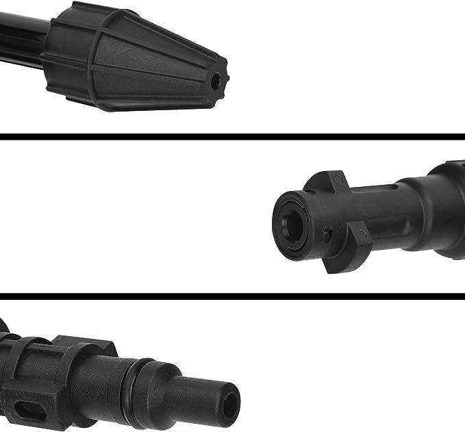 Lanza de limpieza de alta presi/ón de LIMPIANZA de 160 Bar Dirt Blaster Lance de repuesto para Karcher K1 K2 K3 K4 K5 K6 K7