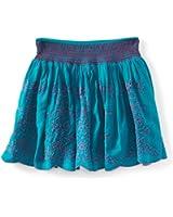 Aeropostale Women's Pleated Skirt