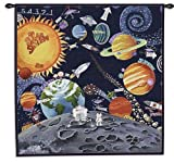 Solar System Kids Tapestry Wallhanging