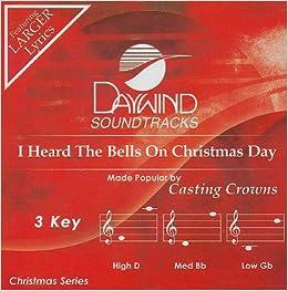 Casting Crowns Christmas.I Heard The Bells On Christmas Day Daywind Soundtracks Christmas