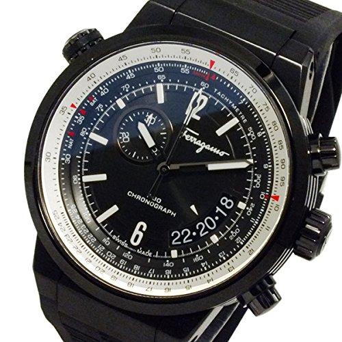 [サルヴァトーレ フェラガモ]Salvatore Ferragamo メンズ クロノ 腕時計 FQ202-0013 [並行輸入品] B0109QIZFQ