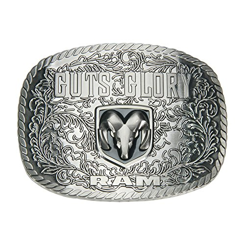 SpecCast SpecCast Brand RAM Guts-Glory Buckle Belt Buckle - 09115 price tips cheap