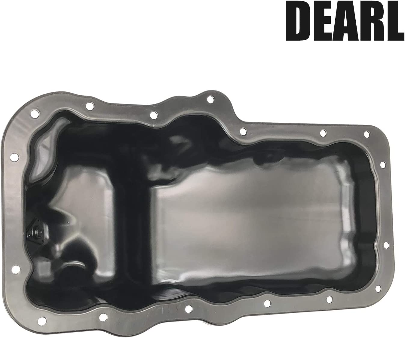 02-12 Liberty 02 03 04 05 06 07 08 09 10 11 12 13 07-11 Nitro 11-12 1500 Engine Oil Pan W//Drain Plug for V6 3.7L 04-05 Dakota 02-10 Ram 1500 Pickup