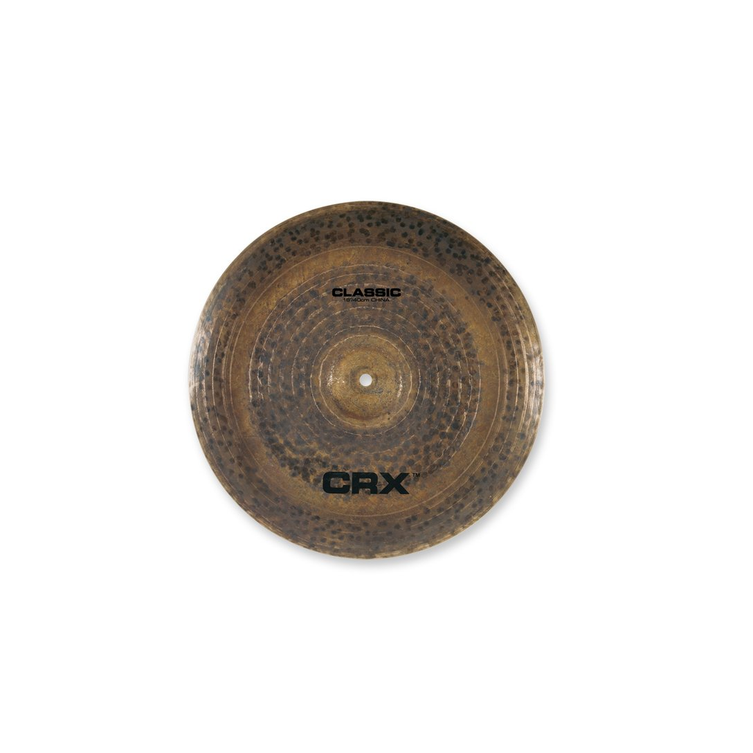 CRX Cymbals CL-CH12 Classic Series 12-Inch China Cymbal