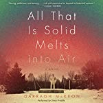 All That Is Solid Melts into Air : A Novel | Darragh McKeon