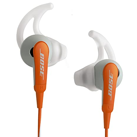 Bose® SoundSport® - Auriculares in-ear para Apple iPhone, naranja