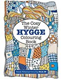 The Cosy HYGGE Winter Colouring Book (Really RELAXING Colouring Books) (Volume 23)