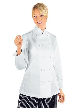 Veste femme coton blanc