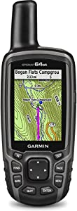 Garmin 010-01199-20 GPSMAP 64st Worldwide Handheld GPS