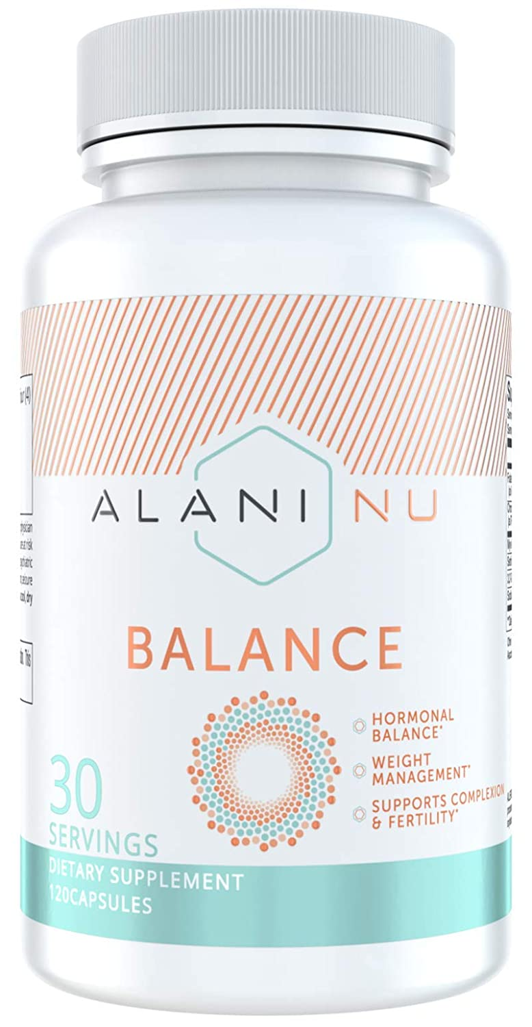 Amazon.com: Alani Nu Balance 30 Servings, 120 Capsules ...