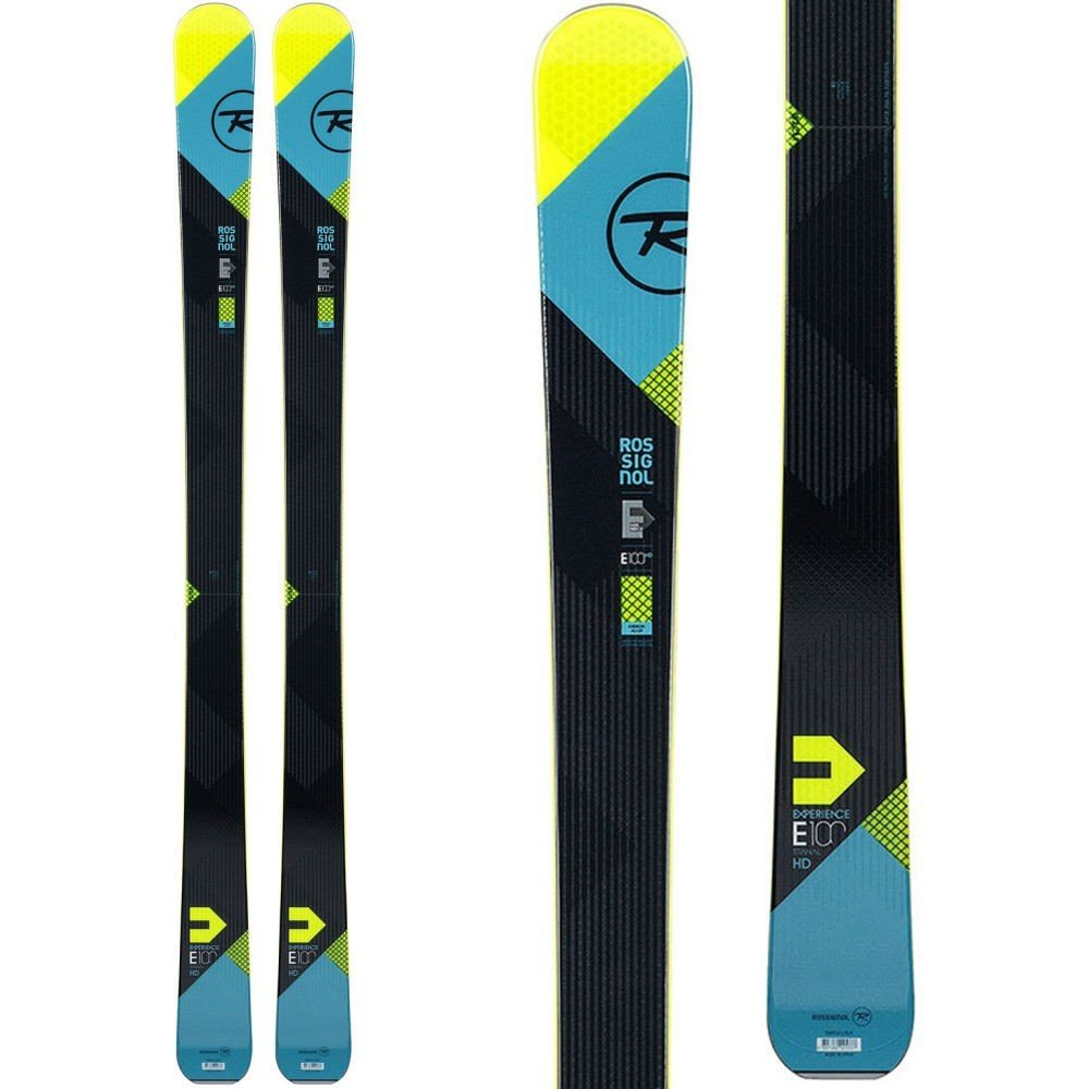 (ロシニョール) Rossignol ユニセックス スキースノーボード ボード板 Experience 100 HD Ti Skis [並行輸入品] B07FC7Z6YG   182cm