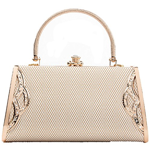 Massk Tote Handbags For Women With Cow Leather Top Handle Satchel Crossbody Bag