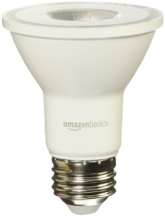 Review AmazonBasics 50 Watt Equivalent,