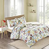 Mi-Zone Tamil Duvet Mini Set, Full/Queen, Multi