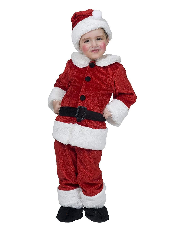 Disfraz de Papá Noel niño - De 1 a 2 años