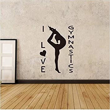 Wall Sticker Yoga Wall Stickers Yoga Poses Om Aum Wall ...