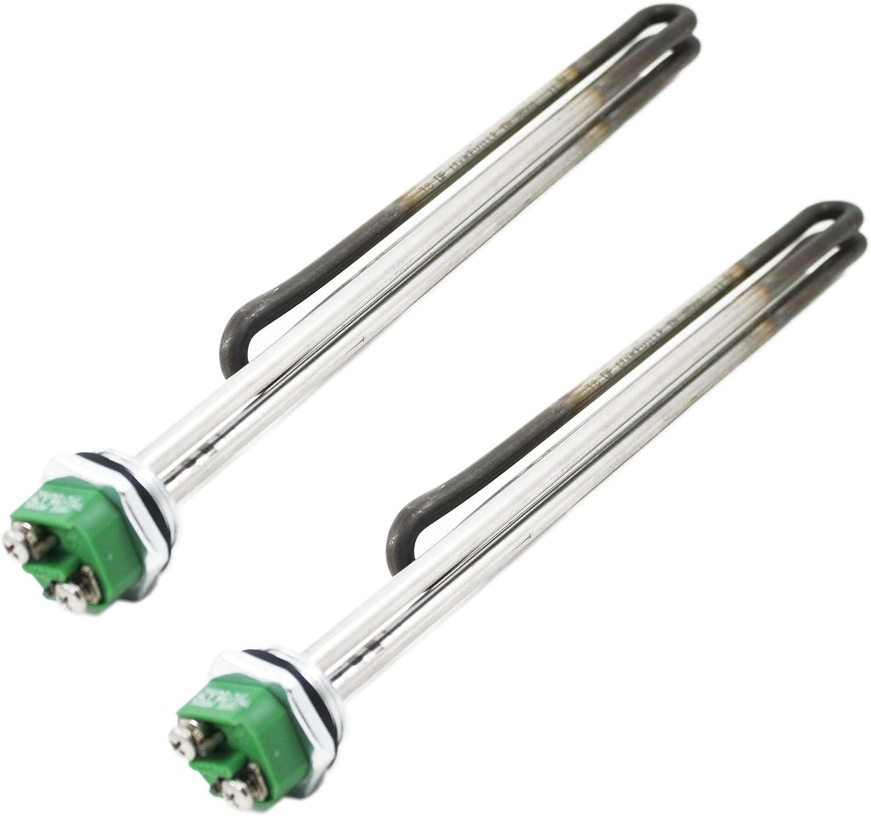 Kenmore 9000225015 Water Heater Heating Element, 3,800-watt Genuine Original Equipment Manufacturer (OEM) Part, 2-Pack