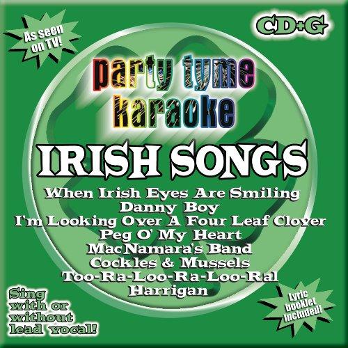 Party Tyme Karaoke - Irish Songs (8+8-song CD+G)