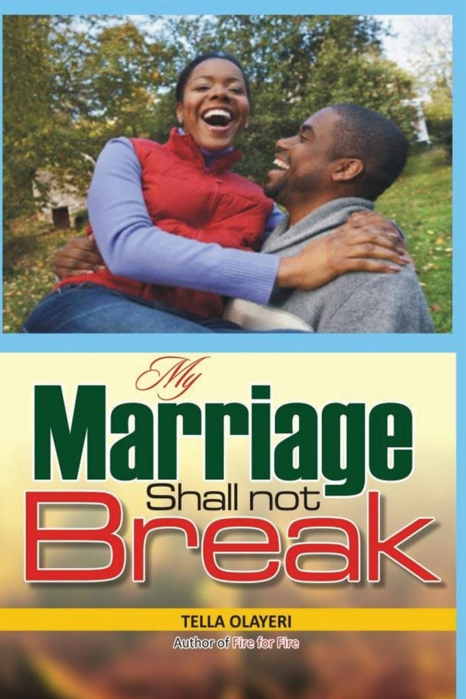 Download My Marriage Shall not Break ebook