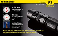 Nitecore P12 Compact Tactical LED Flashlight