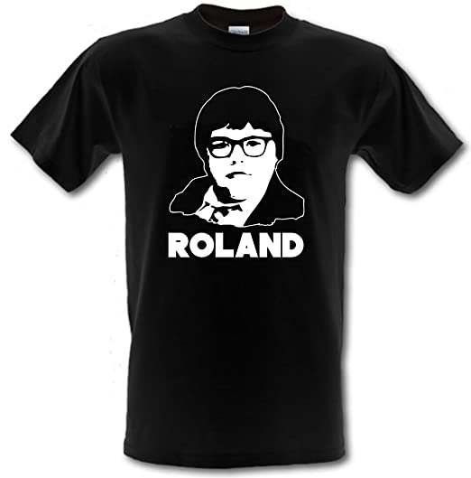Roland Grange Hill T-shirt for Men, S to XXL