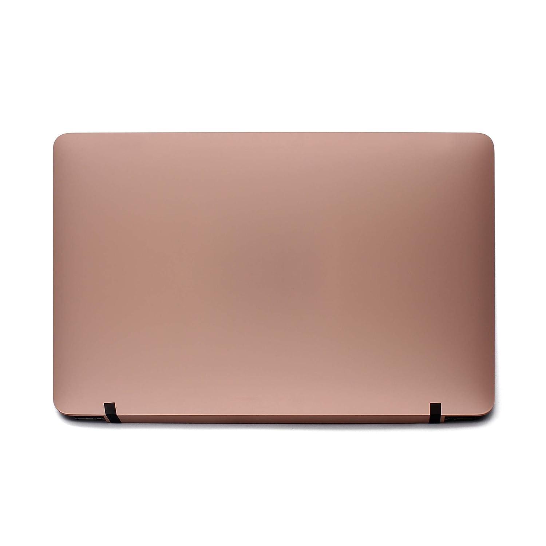 FTDLCD/® 12 Zoll LED LCD Screen Komplett Display Assembly f/ür Apple MacBook Retina A1534 EMC 2991 Gold