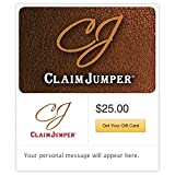 Claim Jumper - E-mail Delivery offers