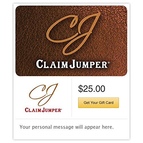 Claim Jumper - E-mail Delivery