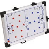 Tableau magnétique - tactique - football - 45 x 30 cm - 60 x 45 cm - 90 x 60 cm