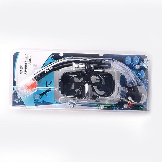 20182f87596f HLC - Maschera e boccaglio da piscina, snorkeling e immersioni, set  maschera per Hero 1,2,3,3+,4, con set per snorkeling e immersioni:  Amazon.it: Sport e ...
