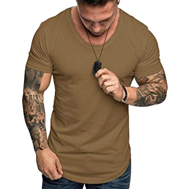 2a7a11f4 3D Printed Pattern Short Sleeve T-Sleeve Cool Graphic Tees Top Army Green