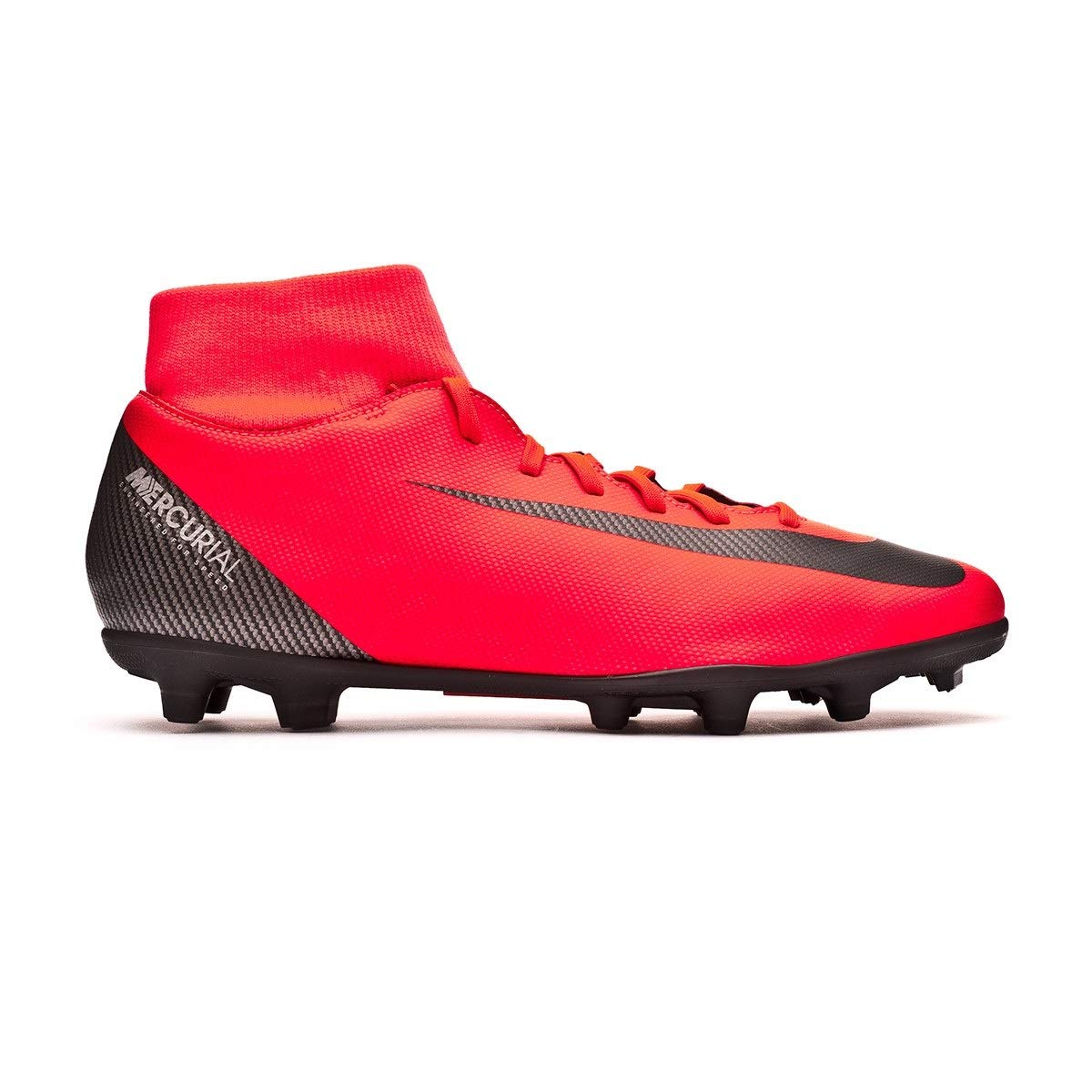 low priced b4665 b7675 Nike Mercurial Superfly 6 Club CR7 MG Soccer Cleat (Bright Crimson) (Men's  11/Women's 12.5)